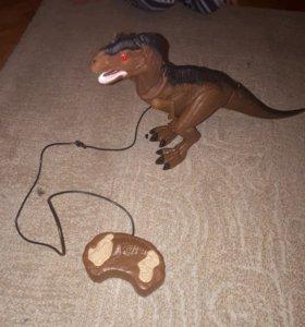 Большой динозавр elc на п/у