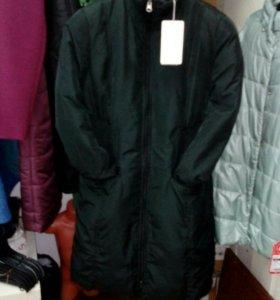 Куртка(плащ) демисезон (44) новая