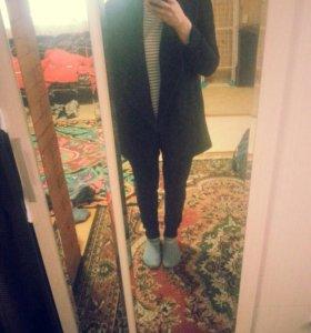 Жакет-пиджак утепленный