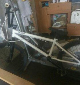 Велосипед bmx+ шлем