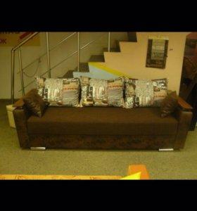 Диван Кровать евро Книжка с боковинами