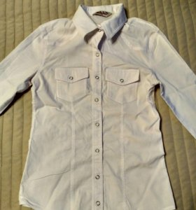 Рубашка для девочки,34 размер
