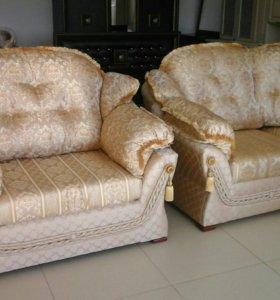 Угол с кресло-кроватью