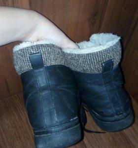 Зимние ботиночки!!!