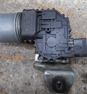 Электро мотор дворников Audi A4