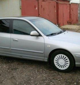 Hyundai Elantra 1,6 2005г.в.