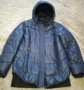 Куртка зимняя,размер 50-52