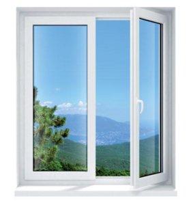 Окно в Моршанске 1,30 м -1,40м