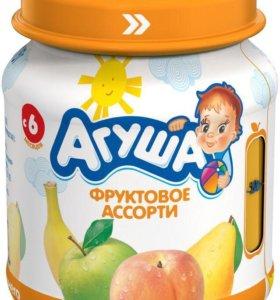 Обмен/продажа фруктового пюре