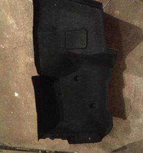 Коврик в багажник Ниссан альмера 2013г