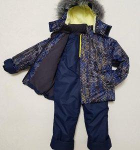 Новый зимний костюм мембранный р-р 104,110,116