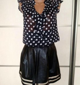 Блуза и юбка