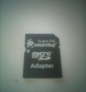 Переходник для карты памяти .