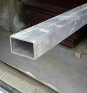 Бокс алюминиевый 30×50 3-метровый