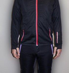 Лыжный костюм. Куртка Wed'ze и штаны Queshua