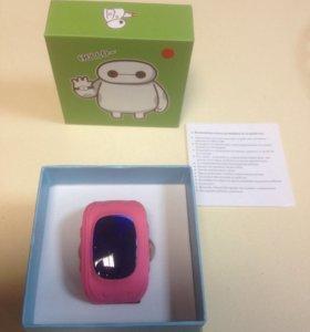Детские Умные часы Q50 с GPS