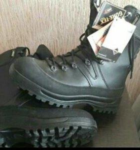 Берцы зимние ботинки gore- tex
