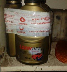 Дизельное моторное масло 4 литра