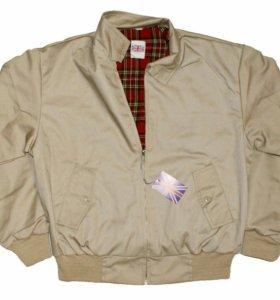 Новая куртка Harrington