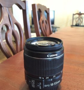 Canon 18-55 EFS f3.5