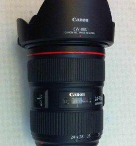 Объектив Canon EF 24-70 2.8 II