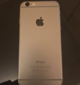 Apple 6 128г
