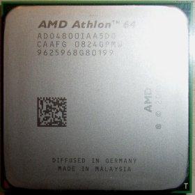 AMD Athlon 64 X2 4800+ (Socket AM2, rev. G1)