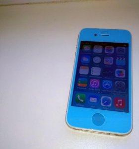 iPhone 4 в отличном состоянии