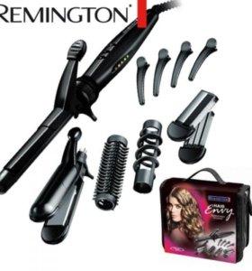 Плойка,выпрямитель, щипцы для волос Remington