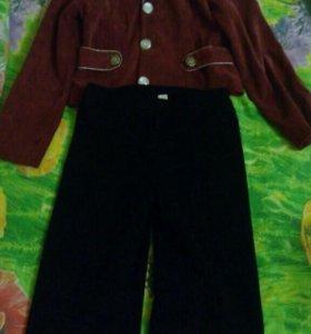 Школьный пиджак и брюки