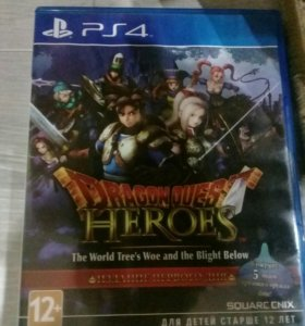 Dragon Quest Heroes для Ps4