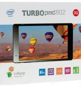 Планшет Turbopad 802