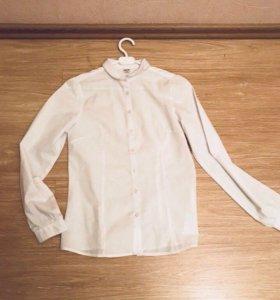 Рубашка белая для девочки
