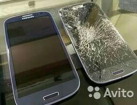 Замена стёкол на телефонах