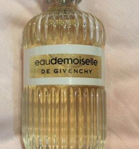 Eaudemoiselle de Givenchy edt женский 100мл