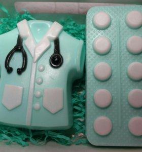 Набор мыла доктору