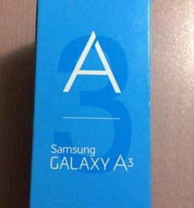 Коробка Samsung A3 2015 (A300F)