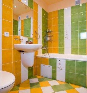 Быстрый ремонт ванной и туалета