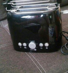 Тостер и вакуум