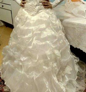Платье на новогодние ☃🌲или на свадьбу