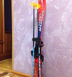 Лыжи 1 класс