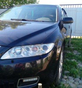 Mazda 6 . 2006г.