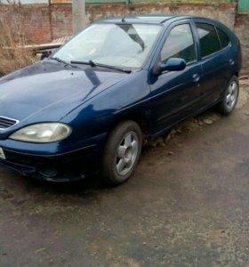 Renault megane 2000год