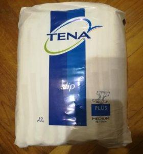 Подгузники Tena Slip Plus M для взрослых (10шт/уп)