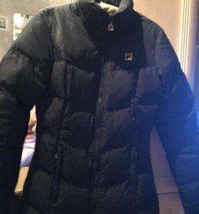 Куртка зимняя FILA