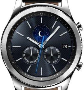 Умные часы Samsung Gear S3 Classic (хром)