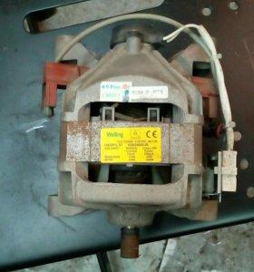 Электродвигатель от стиральной машины индезит