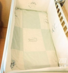 Комплект на кроватку