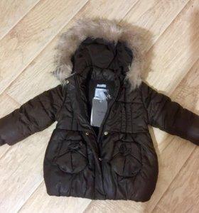 Новая куртка Mayoral