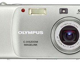 Фотоаппарат компакт Olympus C-315